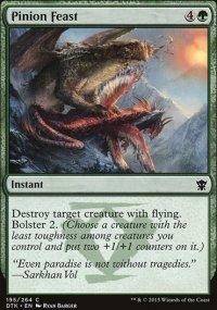 Pinion Feast - Dragons of Tarkir
