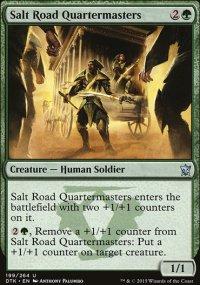 Salt Road Quartermasters - Dragons of Tarkir
