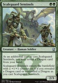 Scaleguard Sentinels - Dragons of Tarkir