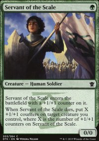 Servant of the Scale - Dragons of Tarkir