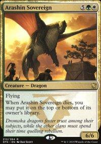 Arashin Sovereign - Dragons of Tarkir
