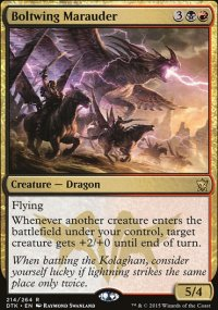 Boltwing Marauder - Dragons of Tarkir