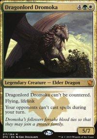 Dragonlord Dromoka - Dragons of Tarkir