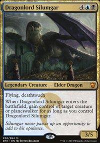Dragonlord Silumgar - Dragons of Tarkir