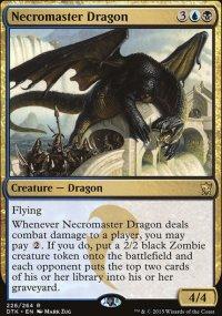 Necromaster Dragon - Dragons of Tarkir