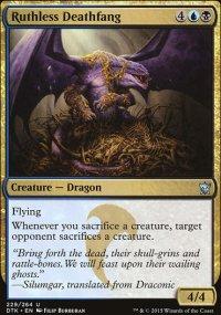 Ruthless Deathfang - Dragons of Tarkir