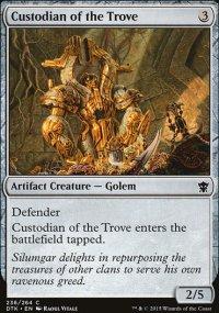 Custodian of the Trove - Dragons of Tarkir