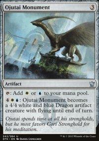Ojutai Monument - Dragons of Tarkir