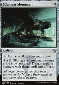 Silumgar Monument - Dragons of Tarkir