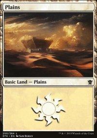 Plains 1 - Dragons of Tarkir