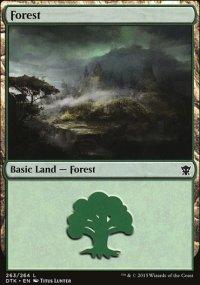 Forest 2 - Dragons of Tarkir