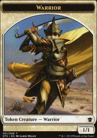 Warrior - Dragons of Tarkir
