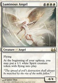 Luminous Angel - Divine vs. Demonic