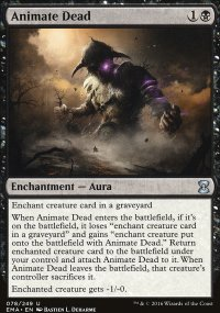 Animate Dead - Eternal Masters