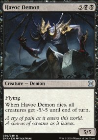 Havoc Demon - Eternal Masters