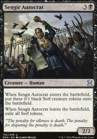 Sengir Autocrat - Eternal Masters