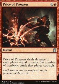 Price of Progress - Eternal Masters