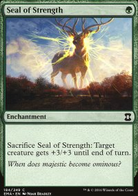 Seal of Strength - Eternal Masters