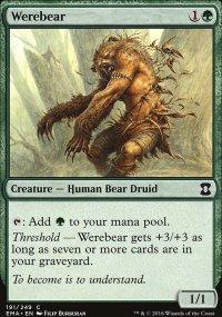 Werebear - Eternal Masters