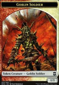 Goblin Soldier - Eternal Masters
