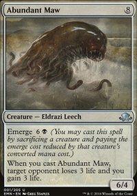 Abundant Maw - Eldritch Moon