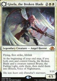 Gisela, the Broken Blade - Eldritch Moon