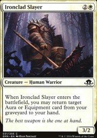 Ironclad Slayer - Eldritch Moon