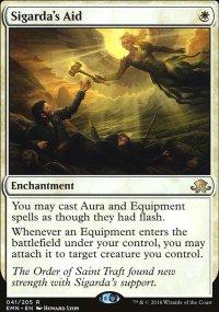 Sigarda's Aid - Eldritch Moon