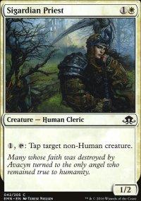 Sigardian Priest - Eldritch Moon