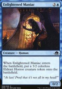 Enlightened Maniac - Eldritch Moon