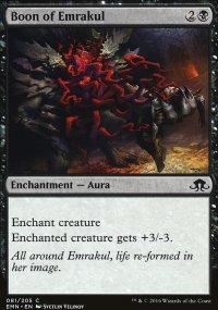 Boon of Emrakul - Eldritch Moon