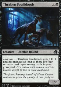 Thraben Foulbloods - Eldritch Moon