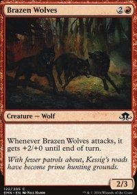 Brazen Wolves - Eldritch Moon