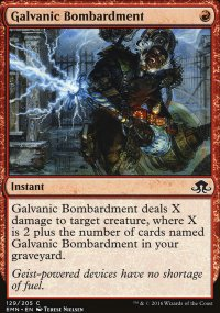 Galvanic Bombardment - Eldritch Moon