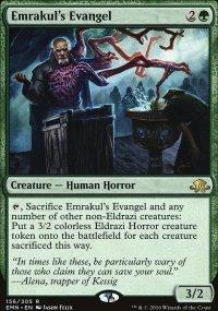 Emrakul's Evangel - Eldritch Moon