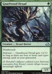 Gnarlwood Dryad - Eldritch Moon