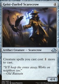 Geist-Fueled Scarecrow - Eldritch Moon