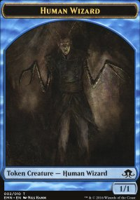 Human Wizard - Eldritch Moon