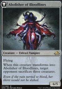Abolisher of Bloodlines - Eldritch Moon