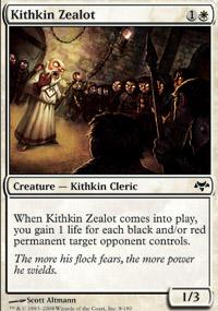 Kithkin Zealot - Eventide