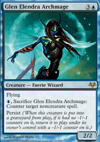 Glen Elendra Archmage - Eventide