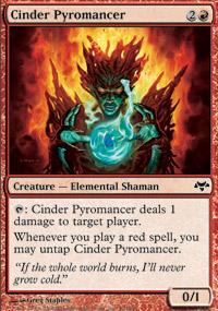 Cinder Pyromancer - Eventide