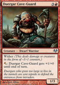 Duergar Cave-Guard - Eventide
