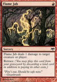 Flame Jab - Eventide
