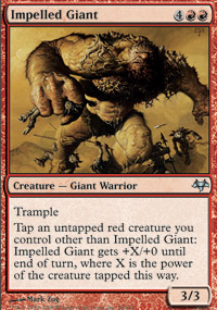 Impelled Giant - Eventide