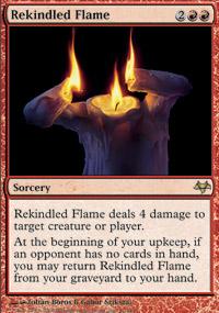 Rekindled Flame - Eventide