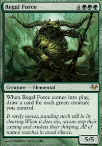 Regal Force - Eventide