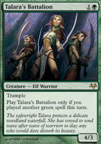 Talara's Battalion - Eventide