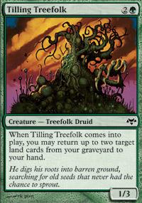 Tilling Treefolk - Eventide