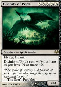 Divinity of Pride - Eventide